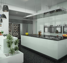 Kitchen, Matrix Design